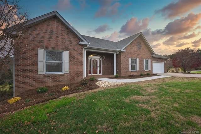 5771 Selkirk Drive, Hickory, NC 28601 (#3692198) :: Austin Barnett Realty, LLC