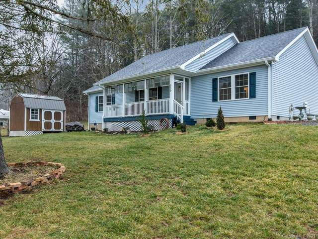959 Bee Tree Road, Swannanoa, NC 28778 (#3692203) :: Austin Barnett Realty, LLC