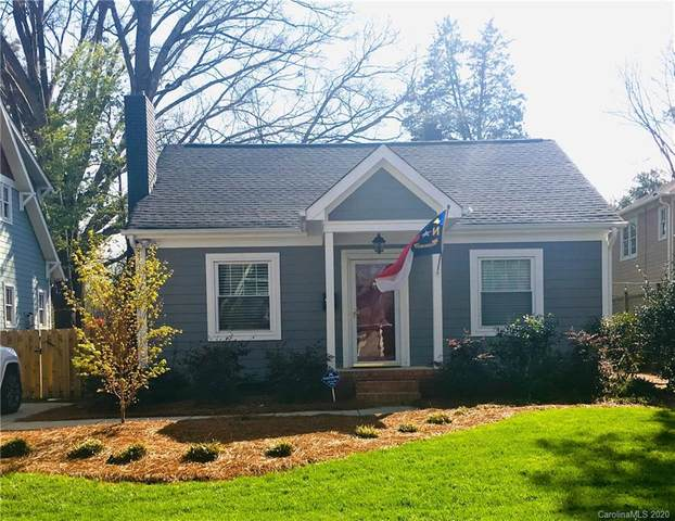 2608 Bay Street, Charlotte, NC 28205 (#3692212) :: Miller Realty Group