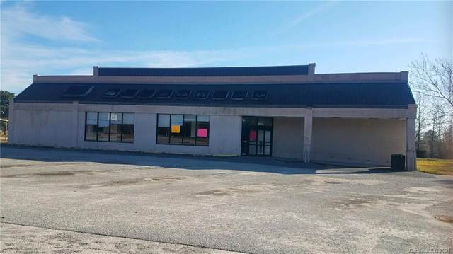 1211 S Pearl Street, Pageland, SC 29728 (#3692234) :: BluAxis Realty