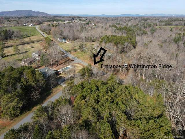 0 Whittington Ridge #12, Taylorsville, NC 28681 (#3692252) :: LePage Johnson Realty Group, LLC
