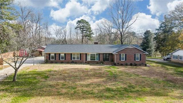 5848 Lebanon Road, Mint Hill, NC 28227 (#3692272) :: Austin Barnett Realty, LLC