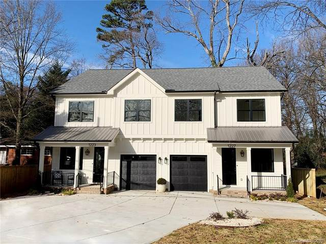 1227 Briar Creek Road, Charlotte, NC 28205 (#3692299) :: MartinGroup Properties
