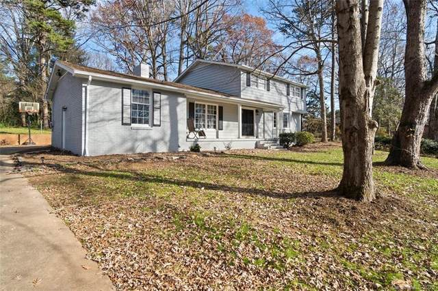 3118 Sharon Street, Hickory, NC 28601 (#3692323) :: Miller Realty Group