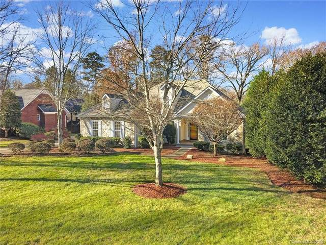 10300 Crestwood Drive, Charlotte, NC 28277 (#3692402) :: Miller Realty Group