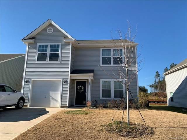 147 Hidden Lakes Road, Statesville, NC 28677 (#3692432) :: Robert Greene Real Estate, Inc.