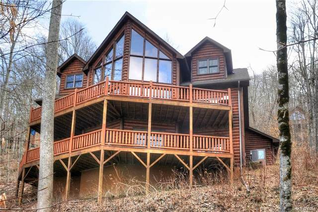1089 Asgi Trail, Maggie Valley, NC 28751 (#3692521) :: Miller Realty Group