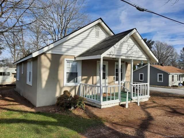 2308 Old Spartanburg Road, East Flat Rock, NC 28726 (#3692689) :: LePage Johnson Realty Group, LLC