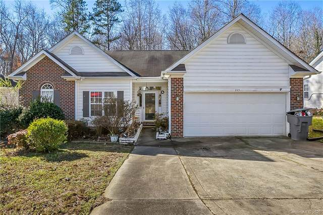 245 Long Creek Parkway, Charlotte, NC 28214 (#3692872) :: Keller Williams South Park