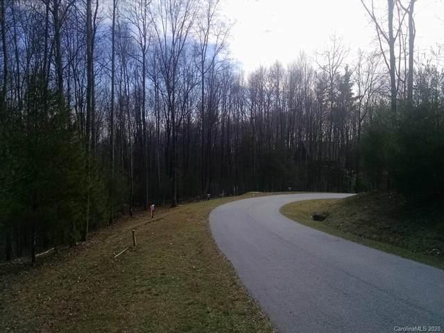 00 Thunder Mountain Road #198, Hendersonville, NC 28792 (#3692877) :: Cloninger Properties