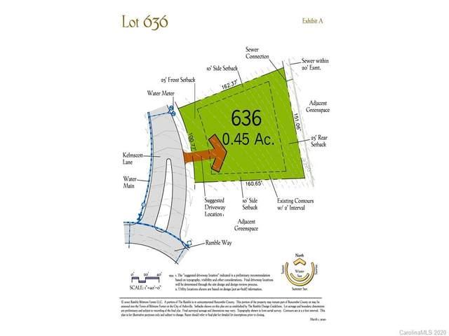 205 Kelmscott Lane #636, Asheville, NC 28803 (#3692882) :: LKN Elite Realty Group | eXp Realty