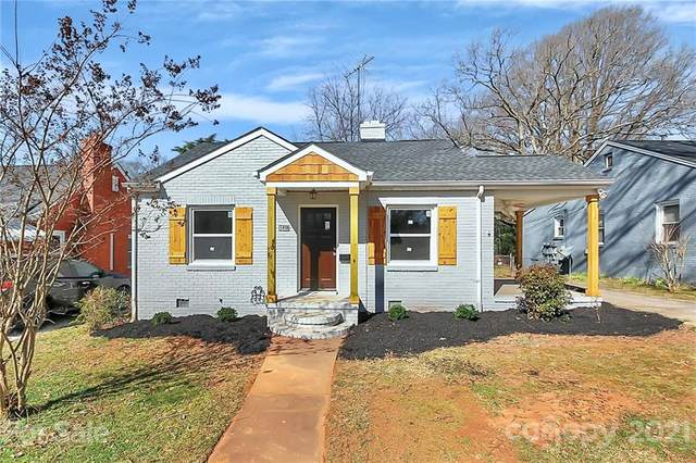 1418 Coker Avenue, Charlotte, NC 28208 (#3693011) :: Home and Key Realty