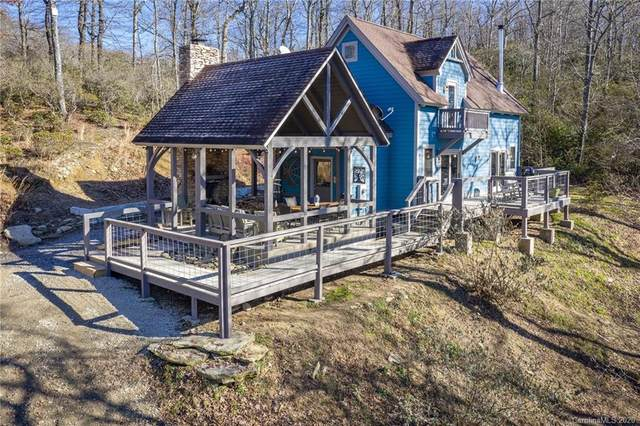 45 Rocky Knob Road, Fairview, NC 28730 (#3693061) :: MOVE Asheville Realty