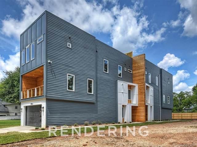 3104 Kirkland Avenue B, Charlotte, NC 28208 (#3693136) :: LePage Johnson Realty Group, LLC