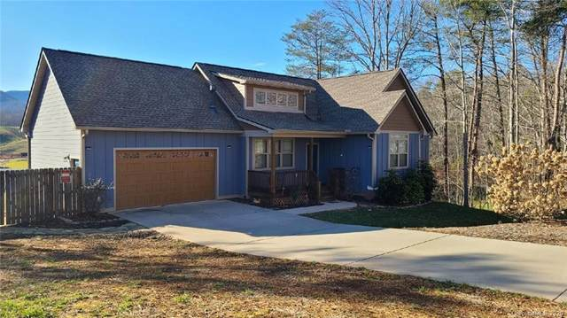 4 Oak Mountain Drive, Leicester, NC 28748 (#3693203) :: Ann Rudd Group
