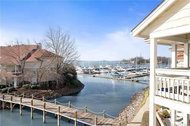 18015 Kings Point Drive L, Cornelius, NC 28031 (#3693209) :: High Performance Real Estate Advisors