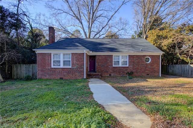 3508 Eastway Drive, Charlotte, NC 28205 (#3693224) :: LePage Johnson Realty Group, LLC