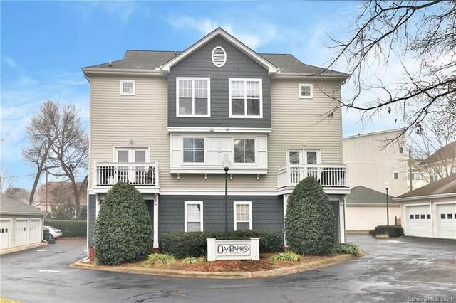 1036 W 1st Street, Charlotte, NC 28202 (#3693242) :: LePage Johnson Realty Group, LLC