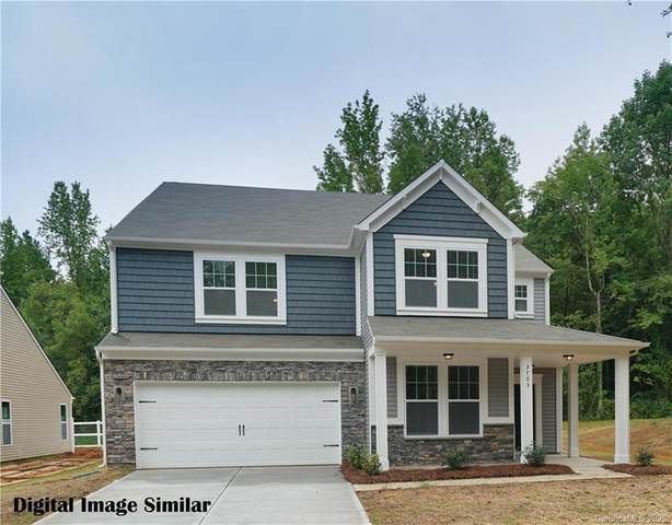 8128 Hudson Forest Drive #16, Charlotte, NC 28269 (#3693283) :: Bigach2Follow with Keller Williams Realty