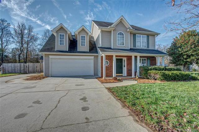 129 Autumn Woods Boulevard, Mount Holly, NC 28120 (#3693328) :: MartinGroup Properties