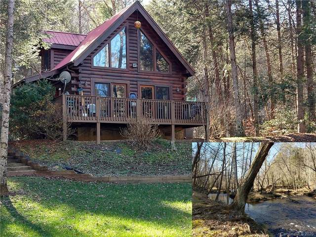 365 Redbird Drive, Lake Lure, NC 28746 (#3693341) :: Robert Greene Real Estate, Inc.