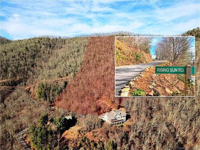 000 Rising Sun Lane #338, Waynesville, NC 28786 (#3693409) :: LePage Johnson Realty Group, LLC