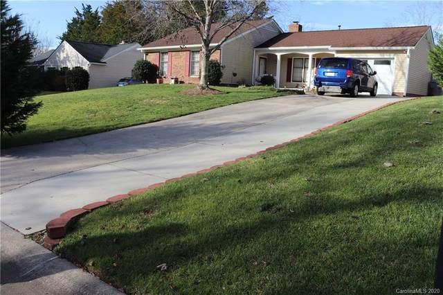 2712 Lytham Drive, Charlotte, NC 28210 (#3693573) :: BluAxis Realty