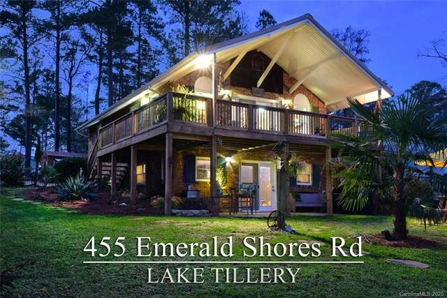 455 Emerald Shores Road #10, Mount Gilead, NC 27306 (#3693585) :: Austin Barnett Realty, LLC
