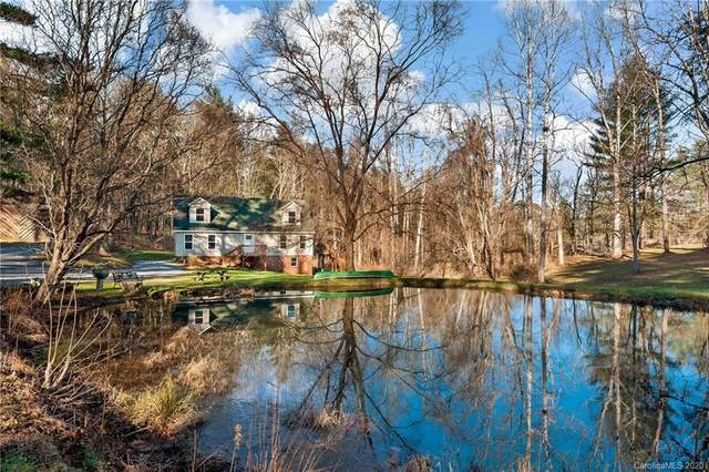 16 Overlook Place, Asheville, NC 28803 (#3693611) :: Keller Williams Professionals