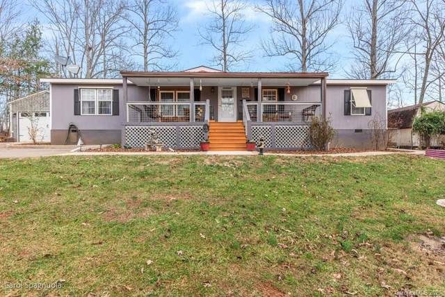 580 Piney Knob Road, Marshall, NC 28753 (#3693775) :: LePage Johnson Realty Group, LLC