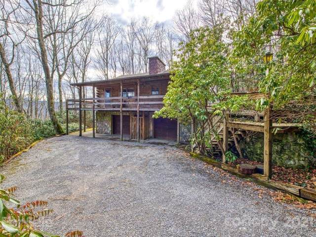1341 Pless Underwood Road, Maggie Valley, NC 28751 (#3693830) :: High Performance Real Estate Advisors