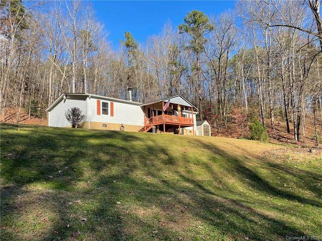 216 Rocky Top Drive, Old Fort, NC 28762 (#3693965) :: High Performance Real Estate Advisors