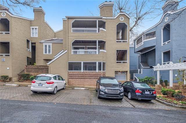 413 W 8th Street H, Charlotte, NC 28202 (#3694016) :: LePage Johnson Realty Group, LLC