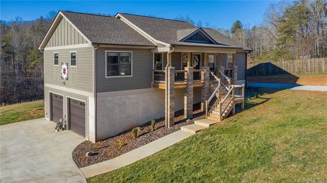 321 Browntown Road, Leicester, NC 28748 (#3694086) :: Ann Rudd Group