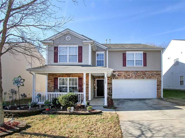 2709 Buckleigh Drive, Charlotte, NC 28215 (#3694167) :: LePage Johnson Realty Group, LLC