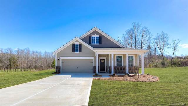 12 Rose Creek Road #73, Leicester, NC 28748 (#3694246) :: LePage Johnson Realty Group, LLC