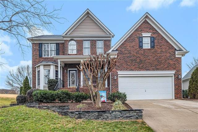 12835 Cadgwith Cove Drive, Huntersville, NC 28078 (#3694295) :: Stephen Cooley Real Estate Group