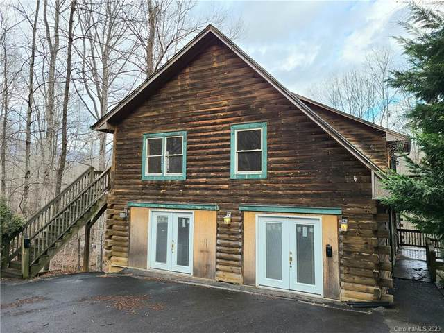 69 French Cove, Waynesville, NC 28785 (#3694308) :: NC Mountain Brokers, LLC