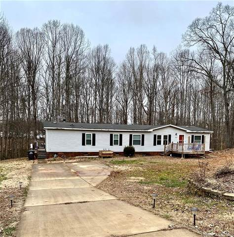 128 Wilkins Way, Cleveland, NC 27013 (#3694325) :: BluAxis Realty