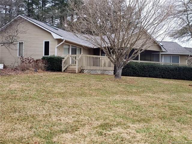 42 Hillcrest Circle #2, Brevard, NC 28712 (#3694354) :: LePage Johnson Realty Group, LLC
