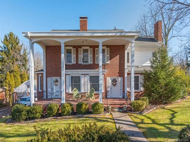 143 Academy Street, Canton, NC 28716 (#3694628) :: LePage Johnson Realty Group, LLC