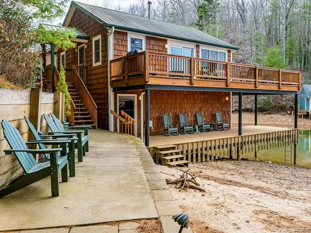 1845 S Lake Summit Road, Saluda, NC 28773 (#3694640) :: Ann Rudd Group