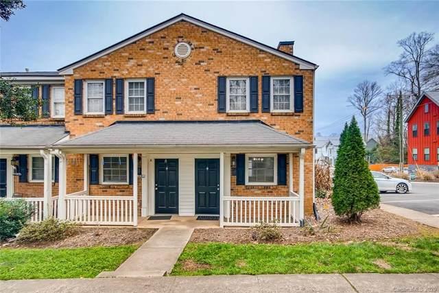 1210 Green Oaks Lane L, Charlotte, NC 28205 (#3694687) :: LePage Johnson Realty Group, LLC