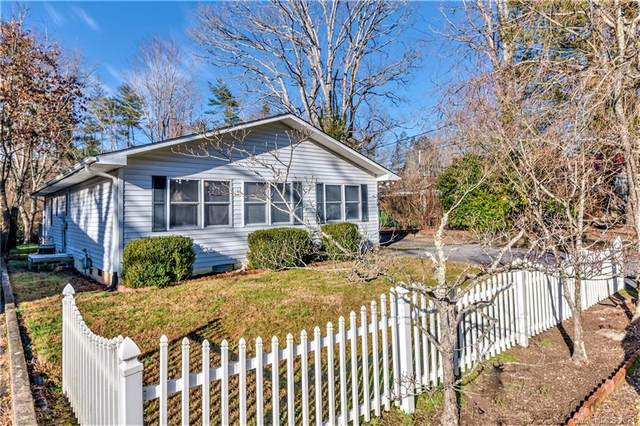 519 Midway Street #16, Hendersonville, NC 28739 (#3694796) :: BluAxis Realty
