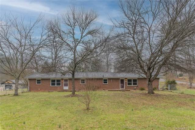 594 Old Highway 64 Highway, Etowah, NC 28729 (#3694837) :: Robert Greene Real Estate, Inc.