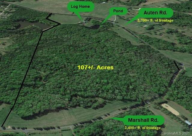107 Marshall Road 107 Acres, Rock Hill, SC 29730 (#3694936) :: Miller Realty Group