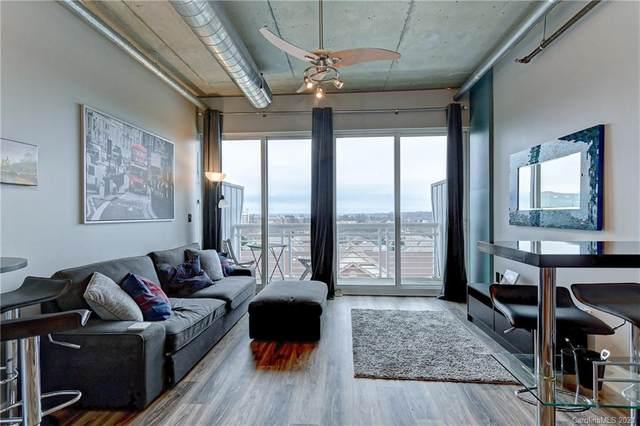 505 6th Street E #812, Charlotte, NC 28202 (#3694991) :: Cloninger Properties