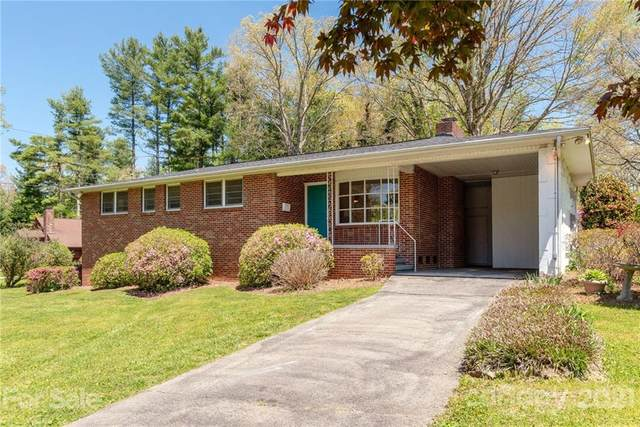 805 W Blue Ridge Road, East Flat Rock, NC 28726 (#3695043) :: High Performance Real Estate Advisors