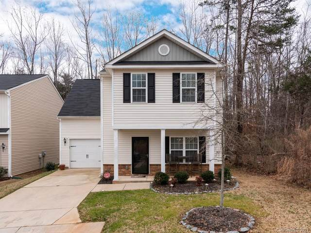 7633 Mockernut Drive #33, Charlotte, NC 28215 (#3695044) :: The Premier Team at RE/MAX Executive Realty