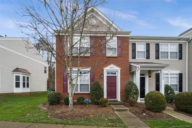 2251 Aston Mill Place #228, Charlotte, NC 28273 (#3695076) :: Carlyle Properties